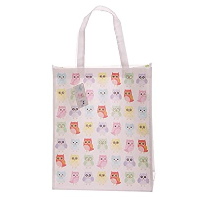Shopping Bag - Lauren Billingham Owl