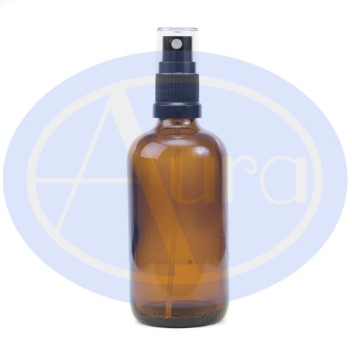 100ml-amber-glass-bottle-with-black-atomiser-spray-essential-oil-aromatherapy-use