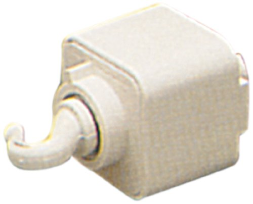 PLC Lighting TR140 WH Track One-Circuit Zubeh-r Beleuchtung Track Netzspannung Anh-nger Adapter in Wei-