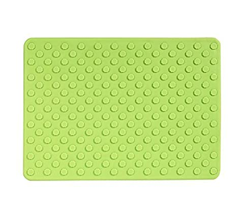 Architec The Gripper Cutting Board, 8 by 11-Inch, Green by ArchiTEC Housewares
