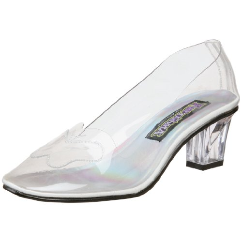 Funtasma  CRYSTAL-103,  Damen Sandalen , transparent - durchsichtig - Größe: EU 36