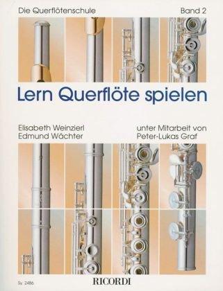 Lern Querflöte spielen Band 2 mit CD