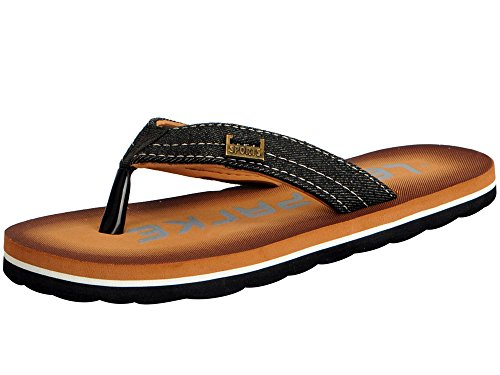 Lancer lp-204tan_44 flipflops  available at amazon for Rs.299