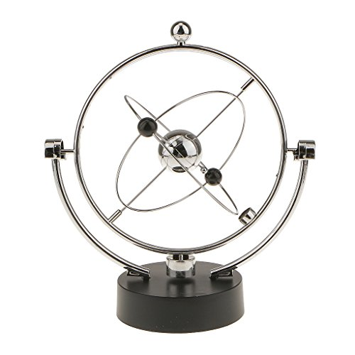 Preisvergleich Produktbild Gazechimp Elektromagnet Kinetische Orbital Spielzeug für Kinder Erwachsene Lernspielzeug idea auch als Haus Tisch Bürotisch Dekoration und Geschenk - Dekor 1