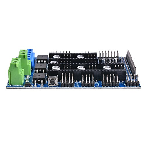 BIQU 3D Printer RAMPS 1 6 Controller Board for Reprap Prusa Mendel Arduino  Ramps1 4
