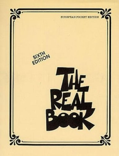 The Real Book - Sixth Edition (Pocket Edition)