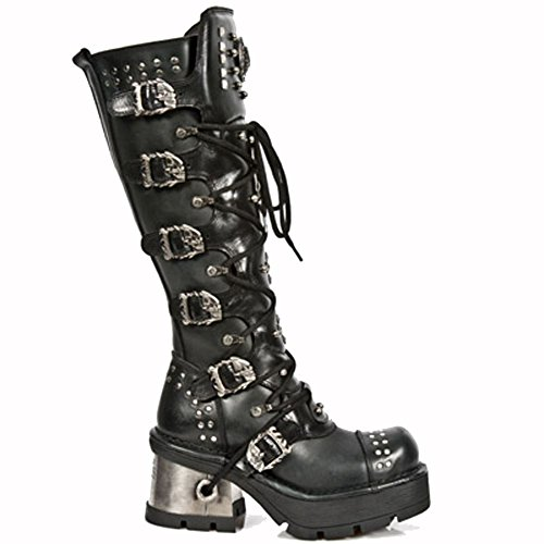 New Rock M.1030-S1 BLACK, BLACK