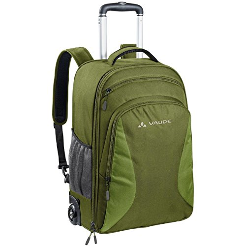 "Vaude Backpack Trolley Sapporo SE 15,6"" Olympia Holly Green-SE [791] Verde"