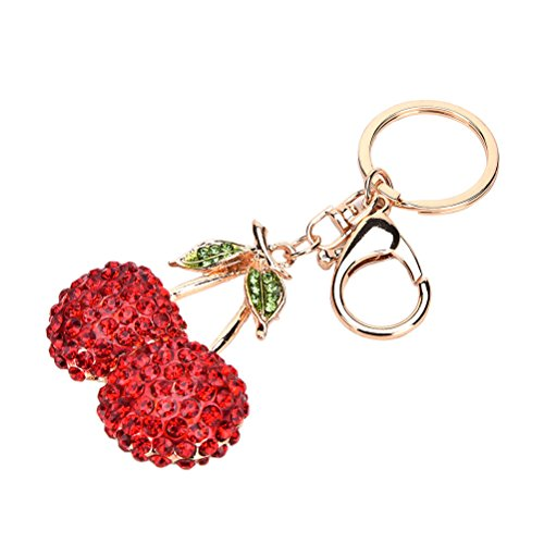 numbeast-one-crystal-rhinestone-keyring-charm-pendant-purse-bag-keychain-cherry-shape