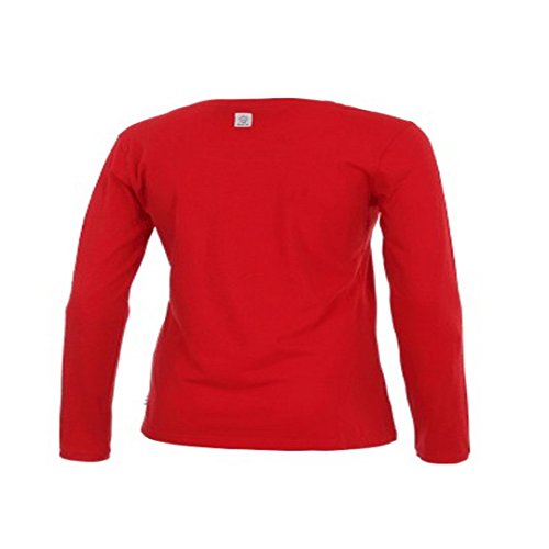 Maloja Damen Lamarmshirt mehrfarbig mehrfarbig One Size Rot