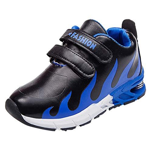 Scarpe per Bambino&Bambina Unisex LianMengMVP Clearance Scarpe High-Maglia Accendere Luminoso Corsa Antiscivolo Scarpe da Ginnastica Sportive da Tennis Shoes