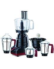 Bajaj Maverick 750-Watt Mixer Grinder with 3 Jars