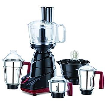 Buy Philips HL7707/00 750-Watt Mixer Grinder with 4 Jars (Black