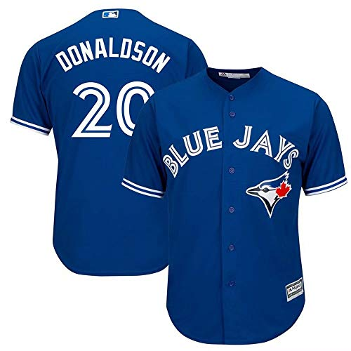 2019 Custom Baseball Jersey MLB, Maßanfertigung Mit Beliebigem Namen und Nummer, Unisex T-Shirt