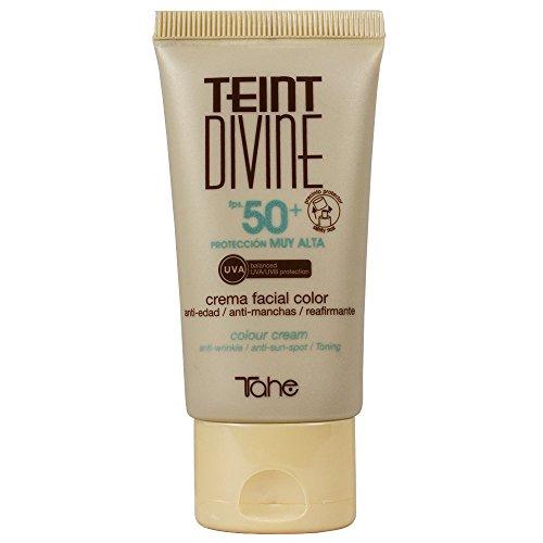 Tahe Teint Divine Crema Facial Color Protección