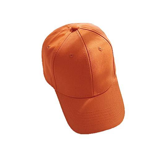 LZMZ22222 Hip Hop Hut/Herren Baseball Cap Soft Top, Damen Frühjahr und Herbst Outdoor Hut Gebogene Baseball Cap -