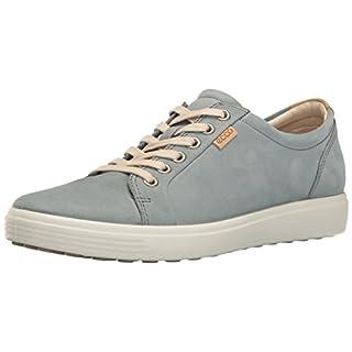 Ecco Damen Soft 7 Ladies Sneakers, Blau (2287TROOPER), 37 EU