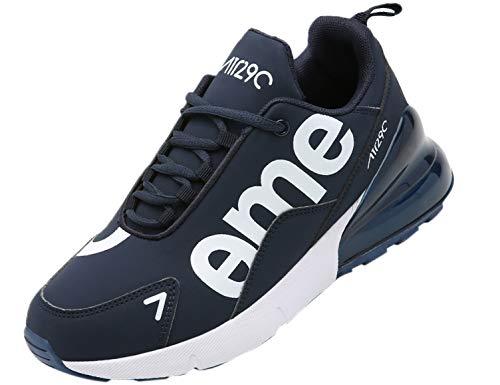 SINOES Damen Herren Laufschuhe Sportschuhe Turnschuhe Trainers Running Fitness Atmungsaktiv Sneakers
