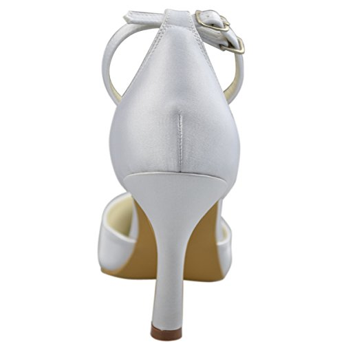 Minitoo , Bout fermé femme Beige - ivoire