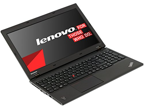 Lenovo ThinkPad L540 Business della serie (15,6 pollici 1366 X 768 fwxga) Note Book (Intel i5 - 4300 m 2.6 GHz, 4 GB, 128 GB SSD, Webcam, Win 8.1 Pro, a)