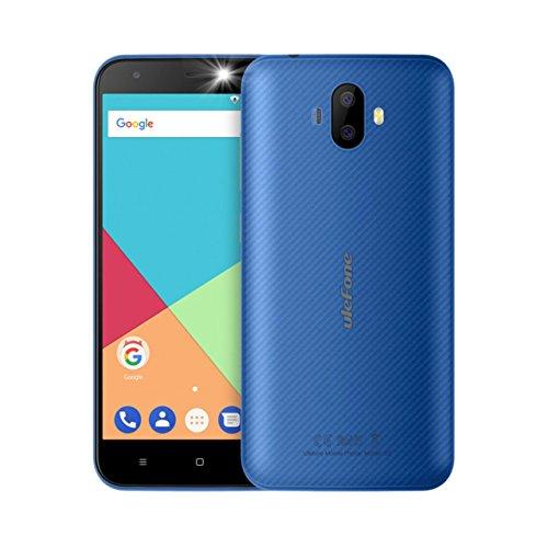 martphone, Android 7.0 Quad Core 1GB+8GB, Dual Sim, Hauptkamera 8MP+5MP, Frontkamera 5MP, Entsperrt Handy ()