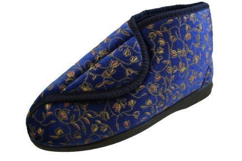 Surf4Shoes , Bout fermé femme Bleu - Bleu marine