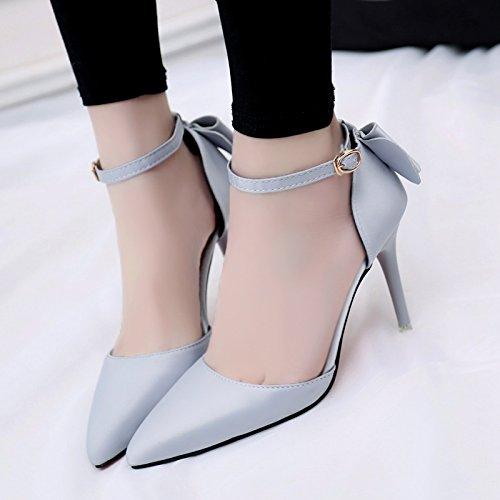 XY&GKSandales femmes talon d'été chaussures de mariage, talons, seul les chaussures, chaussures de femmes, avec de meilleurs services 38gray