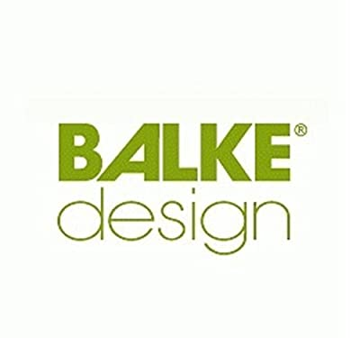 """Balke Luxus 4-Sitzer Bankauflage """"Rips Schlamm 180"""", ca. 180x45 cm, uni taupe strukturiert von Balke auf Gartenmöbel von Du und Dein Garten"""