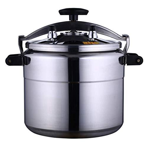 GHGJU Schnellkochtopf Schnellkochtopf mit großer Kapazität Schnellkochtopf aus Aluminium Schnellkochtopf mit offenem Feuer Gasofen Schnellkochtopf kann in der Küche Hotel Restaurant verwendet Werden