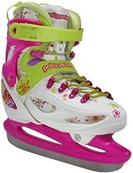 Polly Pocket Fitness Patins à glace pour enfant