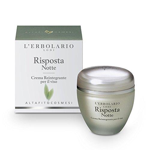 L'Erbolario Risposta Nachtcreme, 1er Pack (1 x 50 ml)