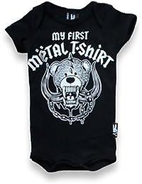 Babygrow Metal camiseta de My First