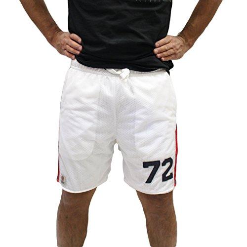Short Fleece Man - F&M - sfmva162 White