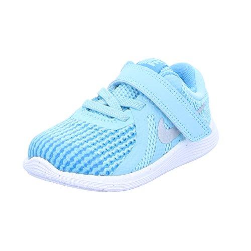 Nike Revolution 4 (TDV), Chaussures de Running Compétition Mixte Enfant