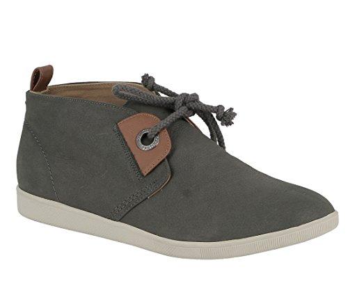 Armistice Stone Mid Cut, Chaussures Homme Gris