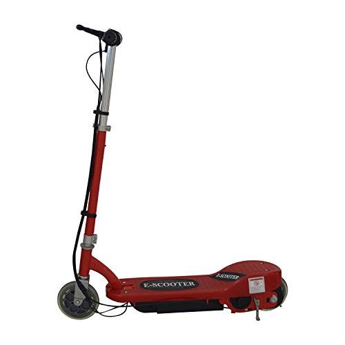 Homcom - Monopattino Elettrico 12Km/h Elettroscooter 120W Pieghevole 74 x...