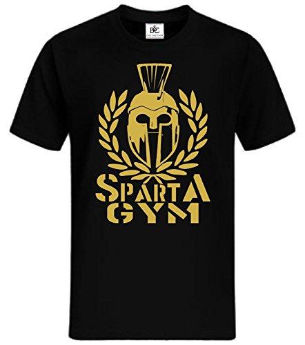 Sparta Gym T-shirt Film Shirt Fun Shirt