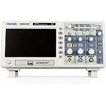 Hantek DSO5102P Digitale Oscilloscopio, 2 Canali, 1 GSa/s tempo reale Campioni, 100 MHz