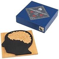Unwiderstehlich Puzzle Kopf, ca. 60 Teile -Holzpuzzle-