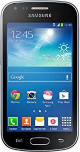Samsung Galaxy Trend Plus Smartphone (10,1 cm (4 Zoll) TFT-Display, 1,2GHz Prozessor, 786MB RAM, 5 Megapixel Kamera, 4GB interne Speicher, Android 4.2.2) schwarz