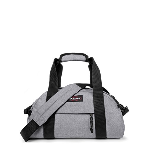 Eastpak Compact, Borsone  Unisex, Grigio (Sunday Grey), 23 liters, Taglia Unica (46 centimeters)