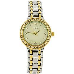 Sekonda Model 4689.27 Ladies Gold Plated Analogue Bracelet Watch