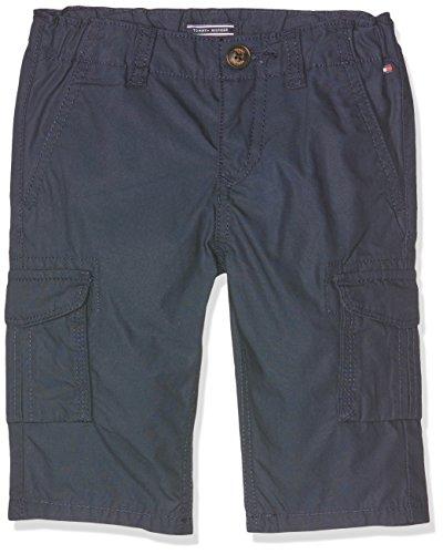 Tommy Hilfiger Ame Cargo 3/4 Pant, Shorts Bambino, Blu (Navy Blazer), 92