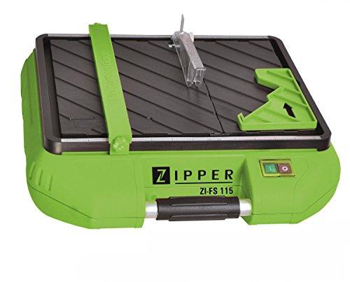 Zipper FS 115 500 W 4500RPM - Power Tile Cutters (IP54, tÜV/cE)