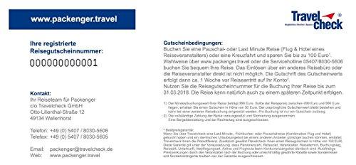 Packenger Koffer 2er-Set, L/XL, Blau - 4