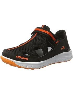 Viking Unisex-Kinder Nesoeya Geschlossene Sandalen