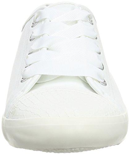 Miss Kg Leni, Sneakers Basses Femme Blanc (white)