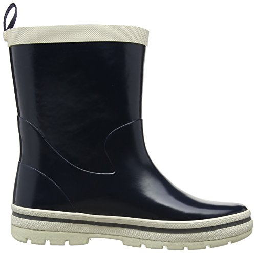 Helly Hansen - Junior Midsund Welly, Stivali, Blu Unisexe (blau (597 Navy / Off Blanc / Argent Refl))