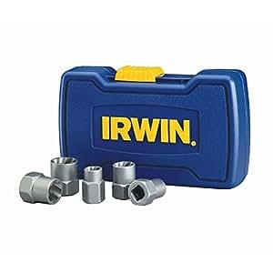 Irwin 394001 Jeu de 5 extracteurs pour écrous (Import