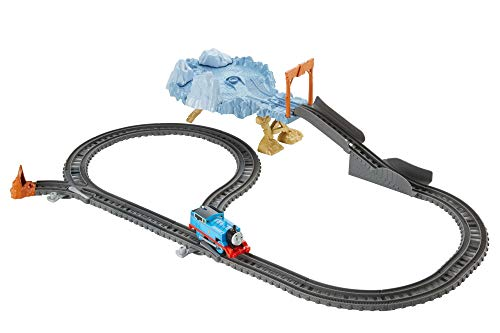 Thomas & Friends DFM51 Trackmaster Close Call Cliff Spielzeug